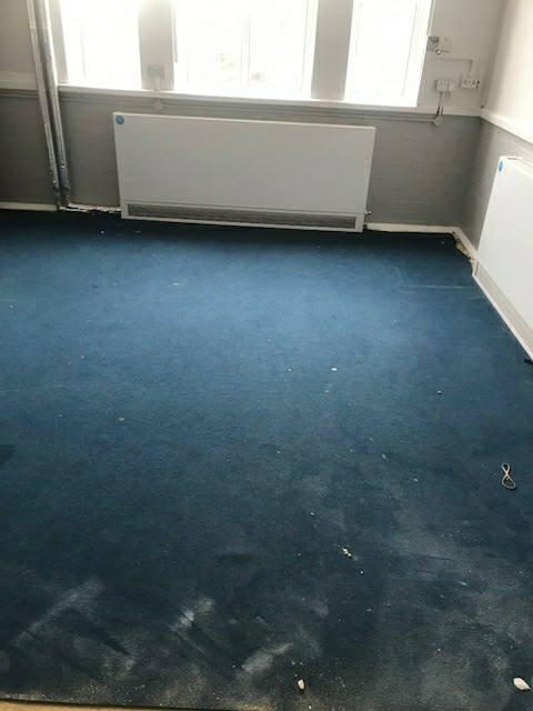 carpet removal Croydon