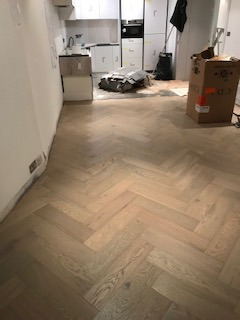 cheap herringbone floor Wandsworth