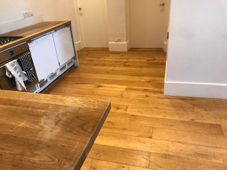 floor sanding and repair Hammersmith