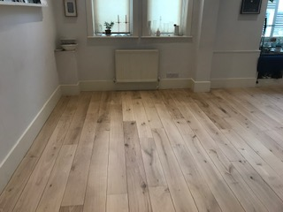 floor sanding small house Hammersmith
