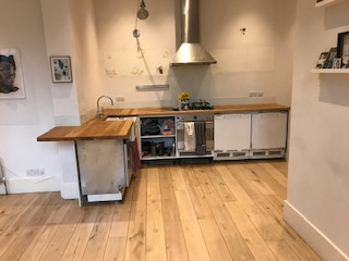 kitchen sanding Hammersmith