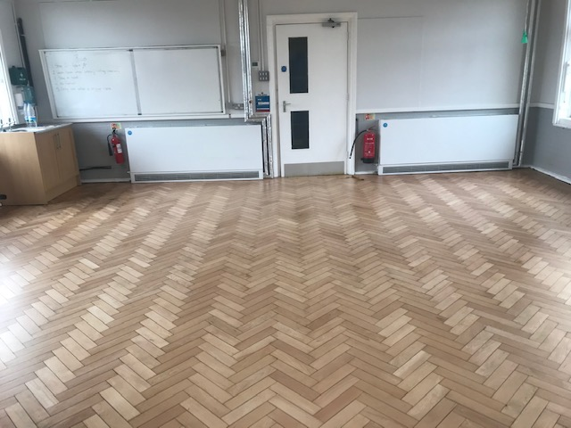 floor renovation school croydon