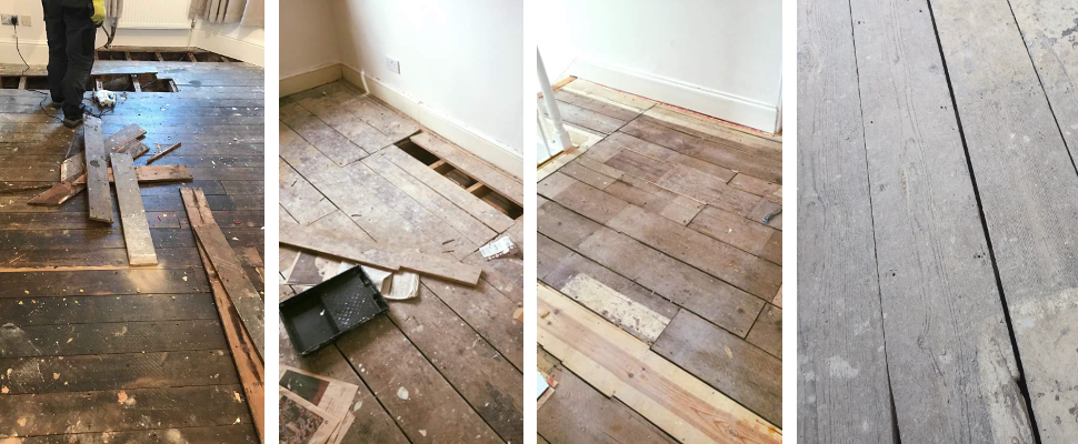 london floors repair