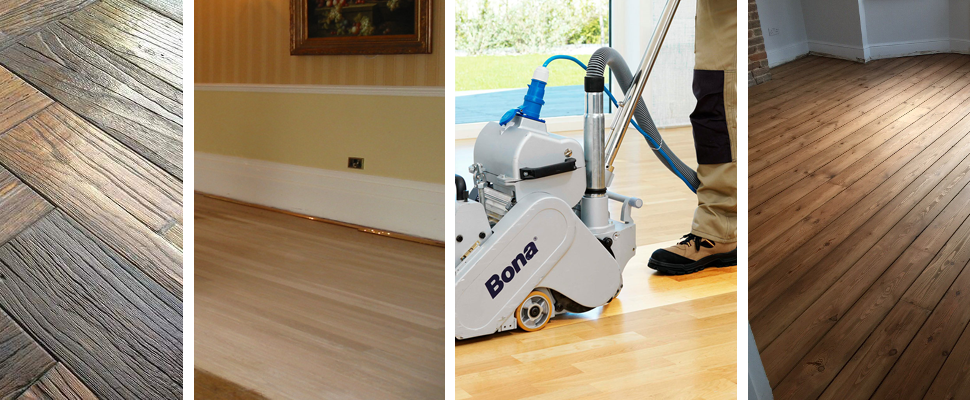 London Sanders floor sanding company