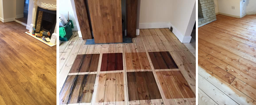 floor varnishing examples