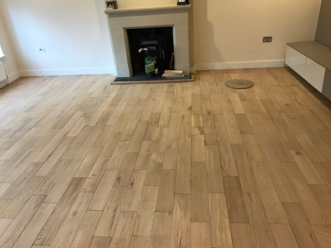 floor installation North Dulwich