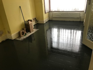 Floor restoration Kensington & Chelsea