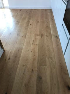Wood sanding, Wandsworth