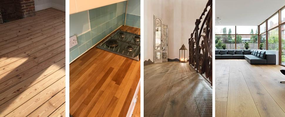 wood floor full restoration